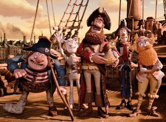 The Pirates: Band of Misfits