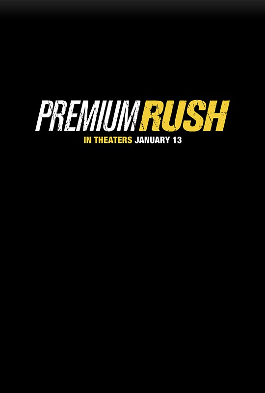 Premium Rush Movie Poster