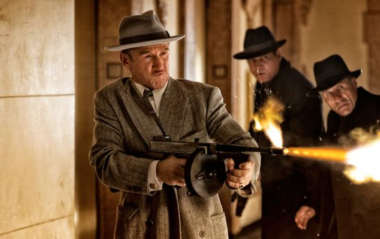 Sean Penn in The Gangster Squad