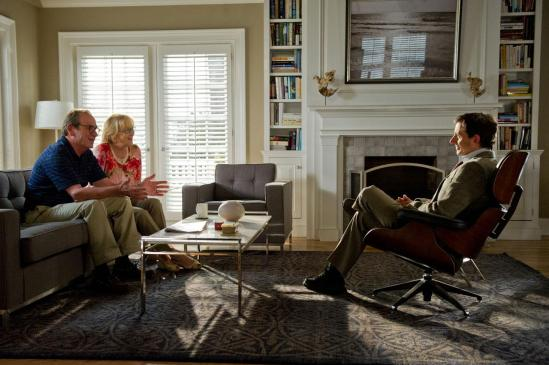 Steve Carell, Tommy Lee Jones, and Meryl Streep in Hope Springs