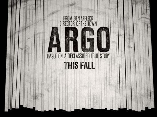 Argo Movie Poster