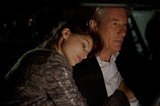 Richard Gere and Laetetia Casta in Arbitrage
