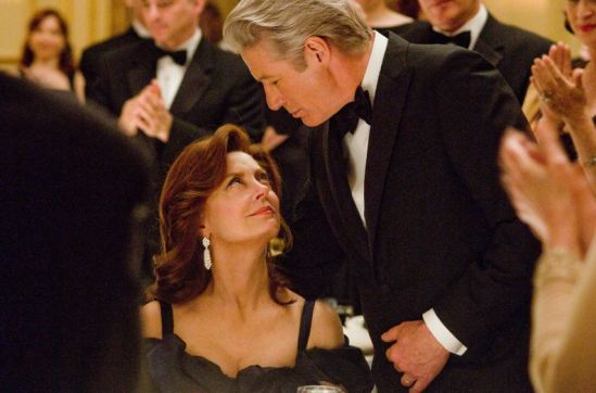 Richard Gere and Susan Sarandon in Arbitrage