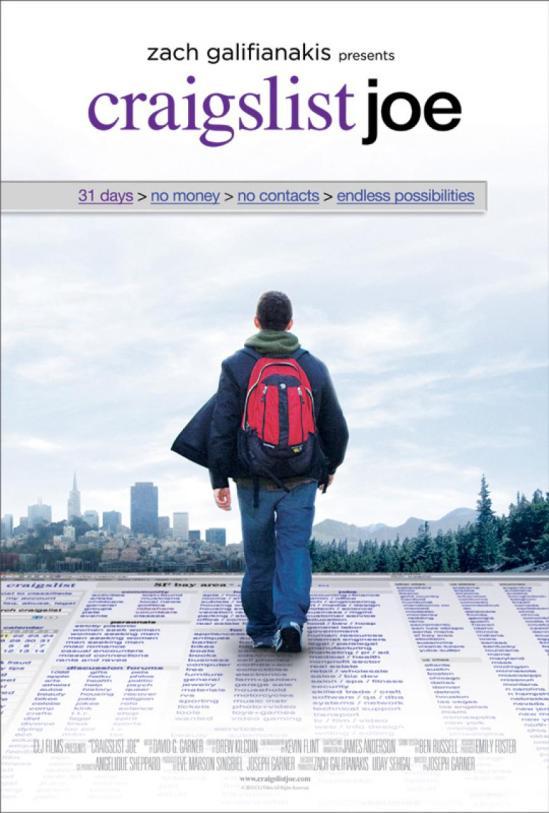 Craigslist Joe movie poster