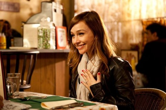 Danielle Harris in The Trouble with the Truth