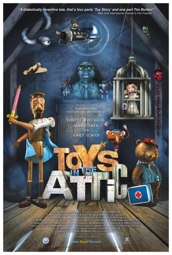 Toys in the Attic