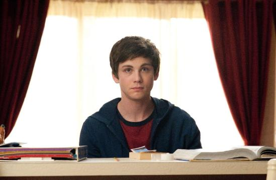 Logan Lerman in The Perks of Being a Wallflower