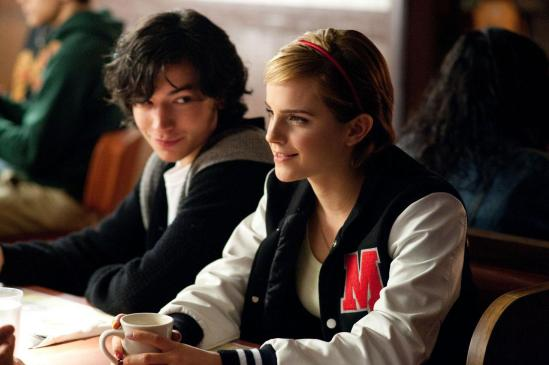 Emma Watson and Ezra Miller in The Perks of Being a Wallflower