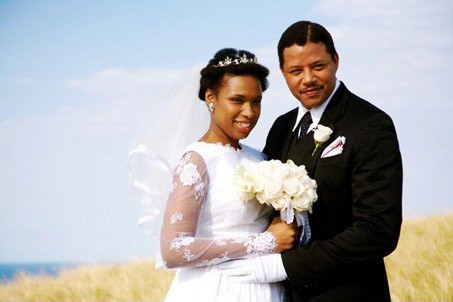 Jennifer Hudson and Terrence Howard in Winnie